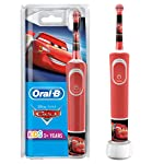 Oral B 80324459 Oral-B Cocuklar İcin Şarj Edilebilir Diş Fırcası D100 Cars Ozel Seri