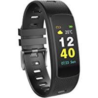 OMNiX™ iWOWN i6 HR-C Fitness Tracker with Full Color Screen with HD Quality and Auto Brightness
