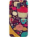 Best Case  Galaxy S5 - Casotec Paris Flower Love Design Hard Back Case Review