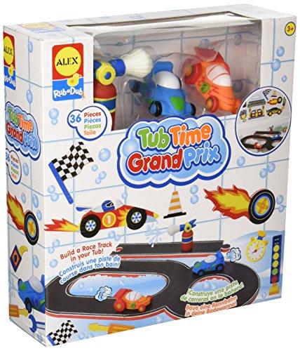 ALEX Toys Tub Time Grand Prix