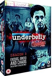 Underbelly -The Golden Mile, Season 3 [DVD]