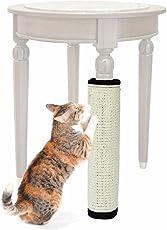 asocea Möbelschutz Kratz Spielzeug, Sisal Kratzbaum Spielzeug für Katzen Katzenminze Tower Klettern Baum