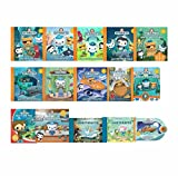 Picture Of Octonauts Series 15 Book Collection Set Pack Illustrated Pictures Early Learners