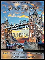 The Falling Curtain (The Assassination of Sherlock Holmes Book 3) (English Edition)