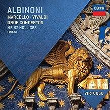 Albinoni Oboe Concertos + Concertos by Marcello & Vivaldi (Virtuoso series)