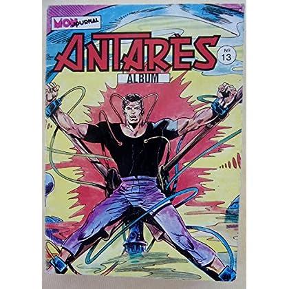 Antares Album N°13 Avec N°37 38 39