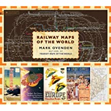 Railway Maps of the World by Mark Ovenden (2011-04-28)
