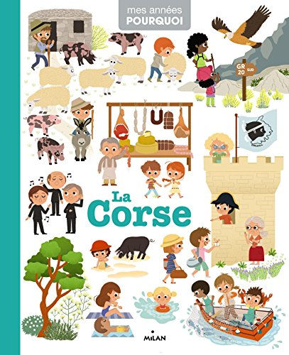 Book's Cover of La Corse