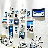 Galleria fotografica X&L Foto wall decorazione idee soggiorno combinata album casella sfondo muro foto parete stile europeo , 1