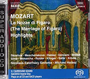 Mozart - Le Nozze di Figaro (The Marriage of Figaro) - Highlights