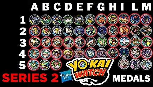 Medaglia a Scelta Per Orologio Yo-Kai Watch