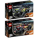 Lego Technik 2er Set 42072 42073 ZACK + BASH