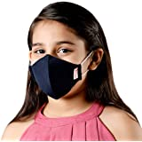 Maple MP-006 Anti-Pollution 3 Layer Filtration System (Pack of 4) Cotton Breathable Washable And Reusable Face Mask For…