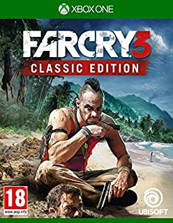 Far Cry 3 Classic Edition (Xbox One) (B07D2123DG) | Amazon Products