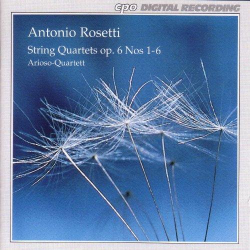 rosetti-6-string-quartets-op-6