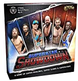 Wwe Superstar Showdown Board Game