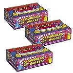 3 X Party Bubbles for Party Favour