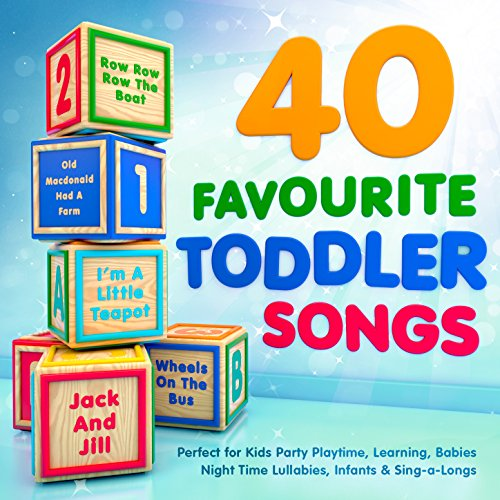 40 Favourite Toddler Songs - P...