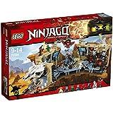 LEGO Ninjago - Caos en la cueva del Samurái X (6144784)