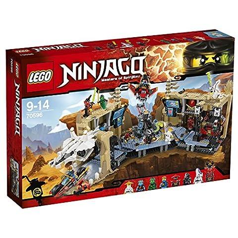LEGO Ninjago - 70596 - Jeu De Construction - Samurai
