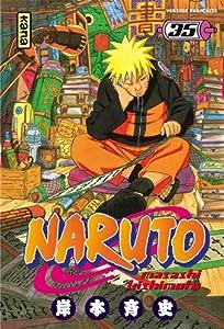 Naruto Edition simple Tome 35