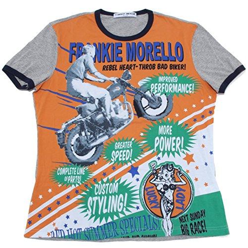 4932N maglietta uomo FRANKIE MORELLO t-shirt man [XXL]