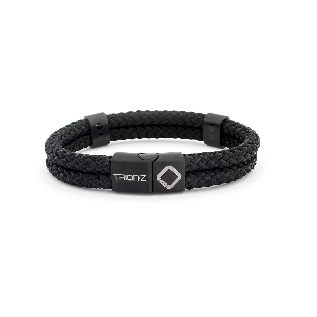 Trion z magnetic therapy bracelet zen loop 1 cm infused for How does magnetic jewelry work