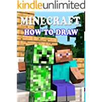 How to Draw Minecraft - Drawing Tutorials - Draw Anything and Everything in the MINECRAFT