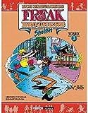 Freak, Los fabulosos Freak Brothers Tomo 1ª Edi Integral remasterizada