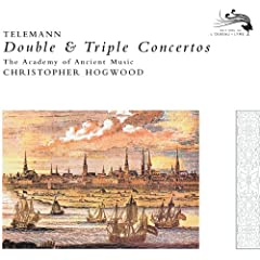 Telemann: Concerto in D Major for three trumpets, TWV. 54 - 1. Largo