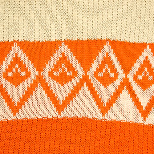 ManuMar - Echarpe - Femme Orange