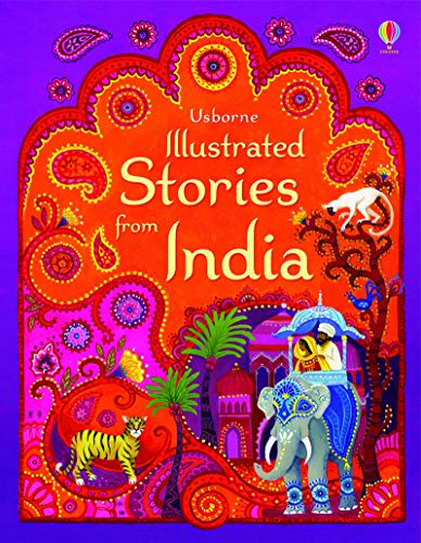 Illustrated Stories from India por Various