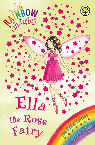 Rainbow Magic: Ella The Rose Fairy Cover Image