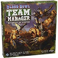 Edge - Ubigbb01 - Jeu De Cartes - Blood Bowl Team Manager