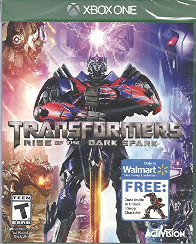 Transformers: Rise Of The Dark Spark, Walmart Exclusive Edition