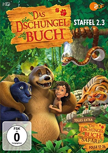 Staffel 2.3 (2 DVDs)