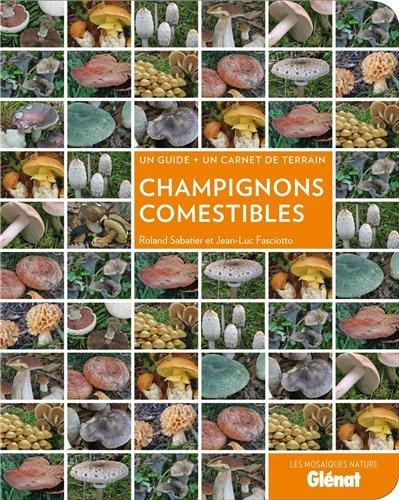 Champignons comestibles : 40 recettes originales