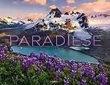 Geheime Paradiese 2019, Wandkalender im Querformat (54x42 cm) - Landschaftskalender / Naturkalender mit Monatskalendarium