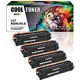 Cool Toner 4 Pack Kompatibel für Samsung CLT-C506L CLT-K506L CLT-Y506L CLT-M506L Toner für Samsung CLX 6260 FD FR CLX-6260-FR CLX-6260FD CLX-6260FW Toner Samsung CLP680 CLP-680ND Toner CLP-680DW