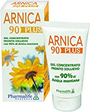 PHARMALIFE ARNICA 90% PLUS GEL CONCENTRATO Tubo da 75 ml