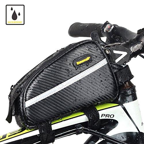 Bike Top Tube Tasche vorne Tube Frame Bag Fahrrad Tasche Professional Radfahren Zubehör