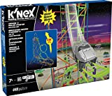 K'NEX Amazin' 8-Roller Coaster Building Set