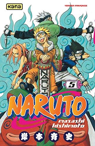 Naruto, tome 5 par Masashi Kishimoto