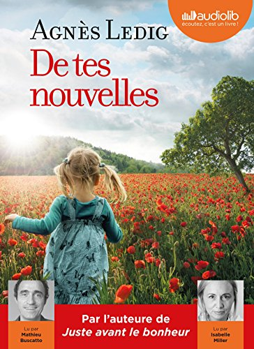 De Tes Nouvelles: Livre Audio 1 CD MP3