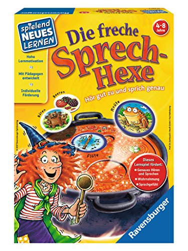 Die freche Sprech-Hexe ()