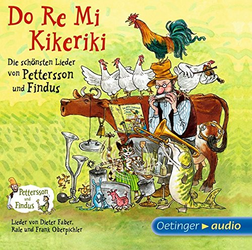 Do Re Mi Kikeriki: Lieder