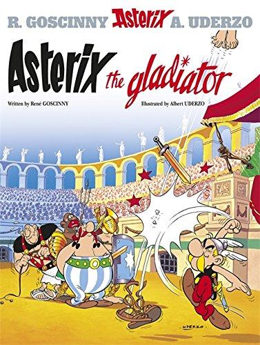 Asterix The Gladiator: Album 4: Bk. 4