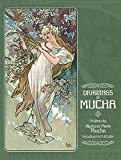 Drawings of Mucha: Seventy Works (Dover Fine Art, History of Art)
