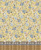 Bassetti 9282299 Tiepolo V4 Bettwäsche Satin, Mehrfarbig, 200 x 200 x 0,5 cm in