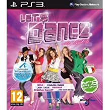 SONY LET S DANCE WITH MEL B PS3